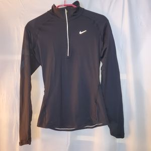 Nike ½ Zip Dri-fit Pullover Jacket Women's Small